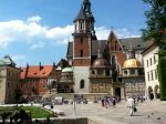Cathedral & Courtyard at Wawel Castle
